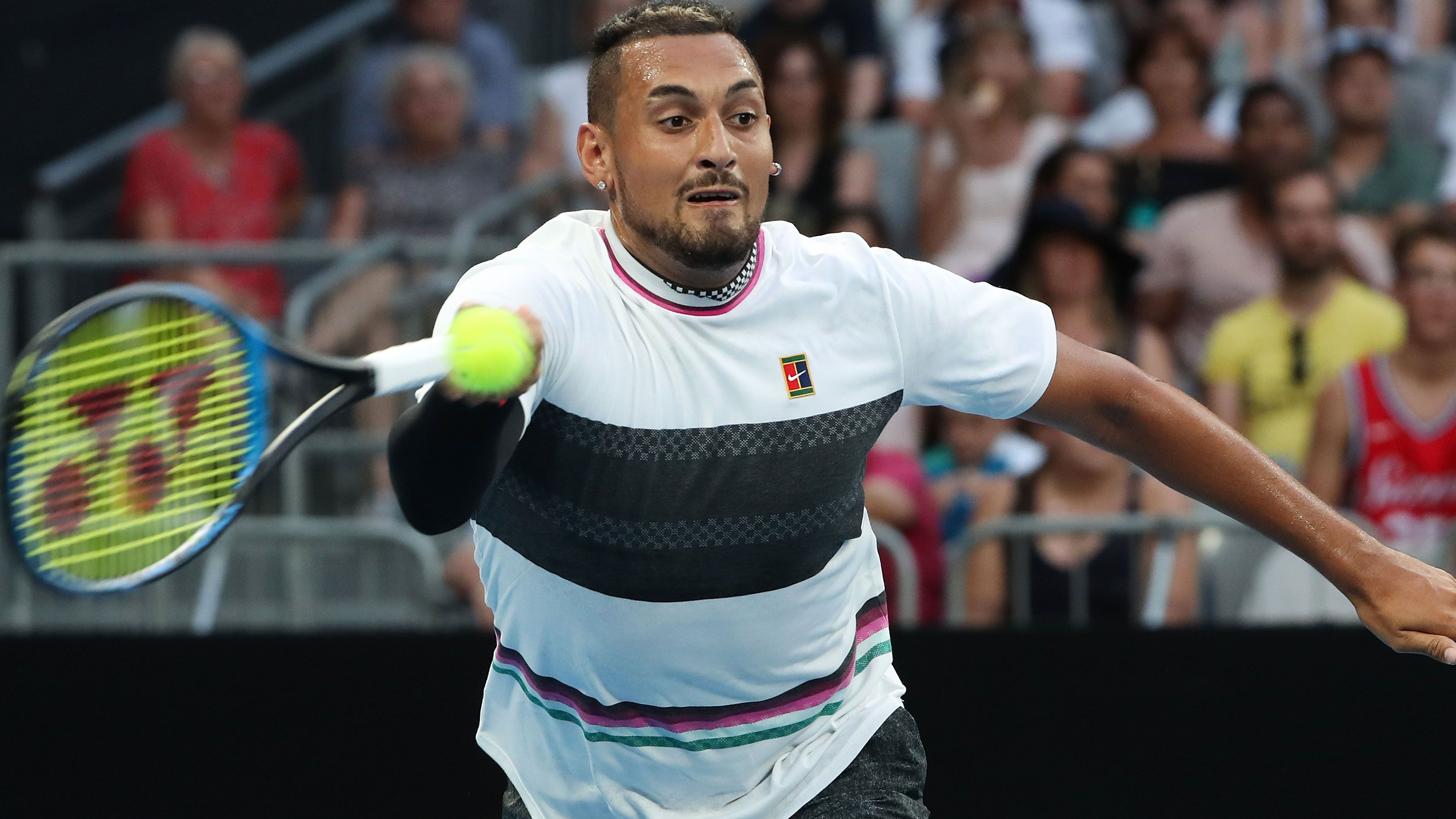 Channel Nine confirms commentary role for Nick Kyrgios