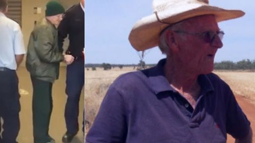 Allan Geoffrey O'Connor, 64, was found guilty by a NSW Supreme Court jury in Dubbo of three murders.