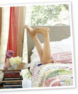 Make this: fabric bedhead