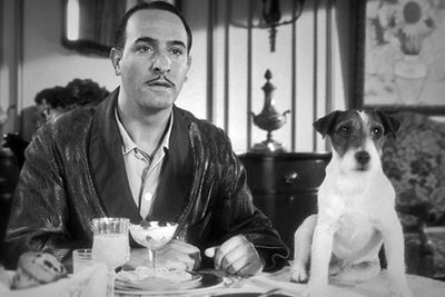 Silent film scene-stealer Uggie is so damn cool, he's even got his own autobiography, published in October 2012. Jack Russells rule!