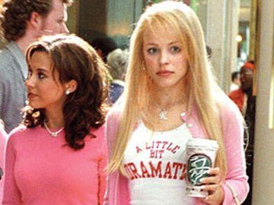 The Mean Girls milkshake is a thing