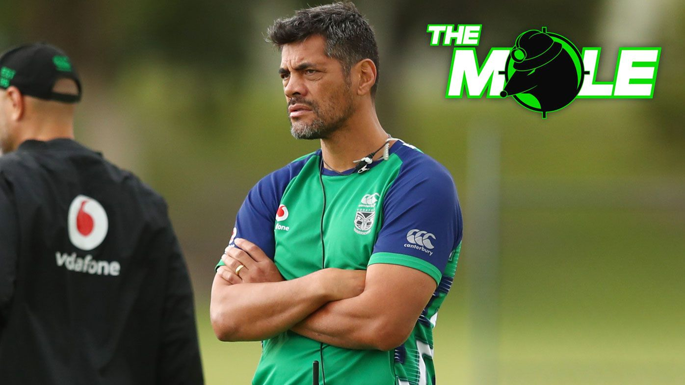 Warriors coach Stephen Kearney