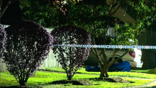 The body was found around 5.30pm on Saturday. (9NEWS)