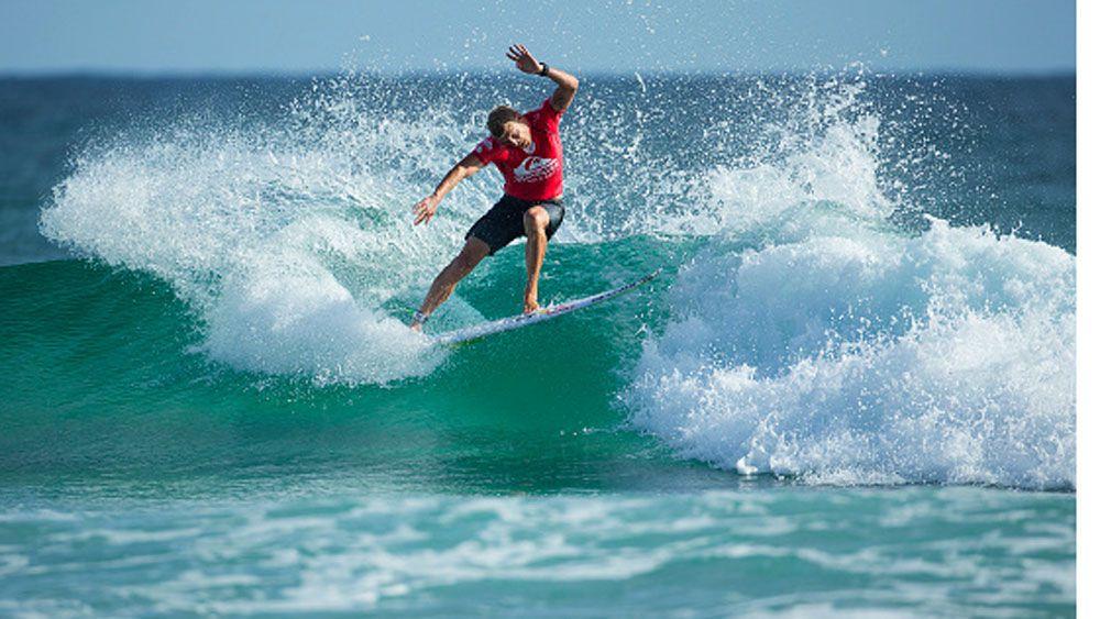 Winning start for Fanning on Gold Coast