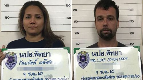 Aust man, Thai wife get death for drugs