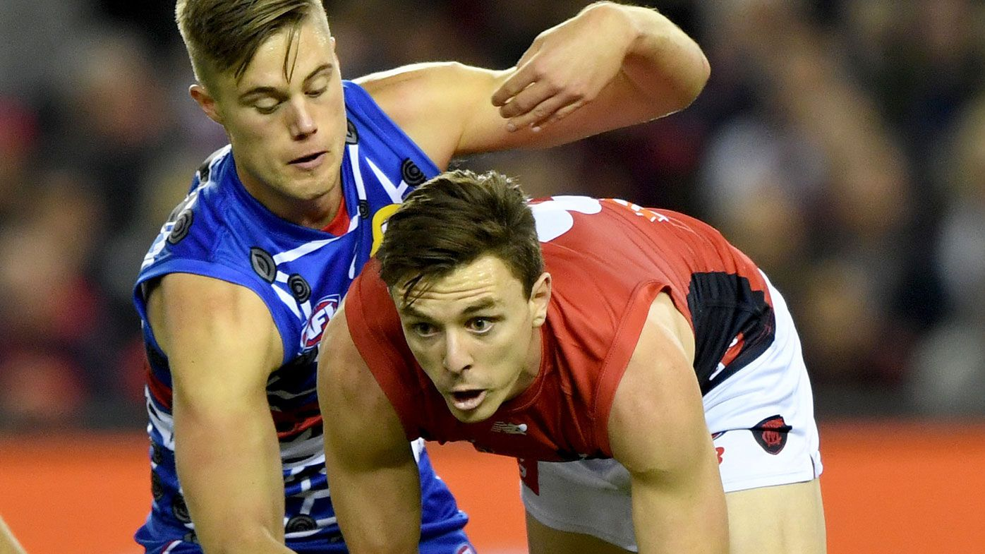 Demons down Dogs, lose Lever to AFL injury