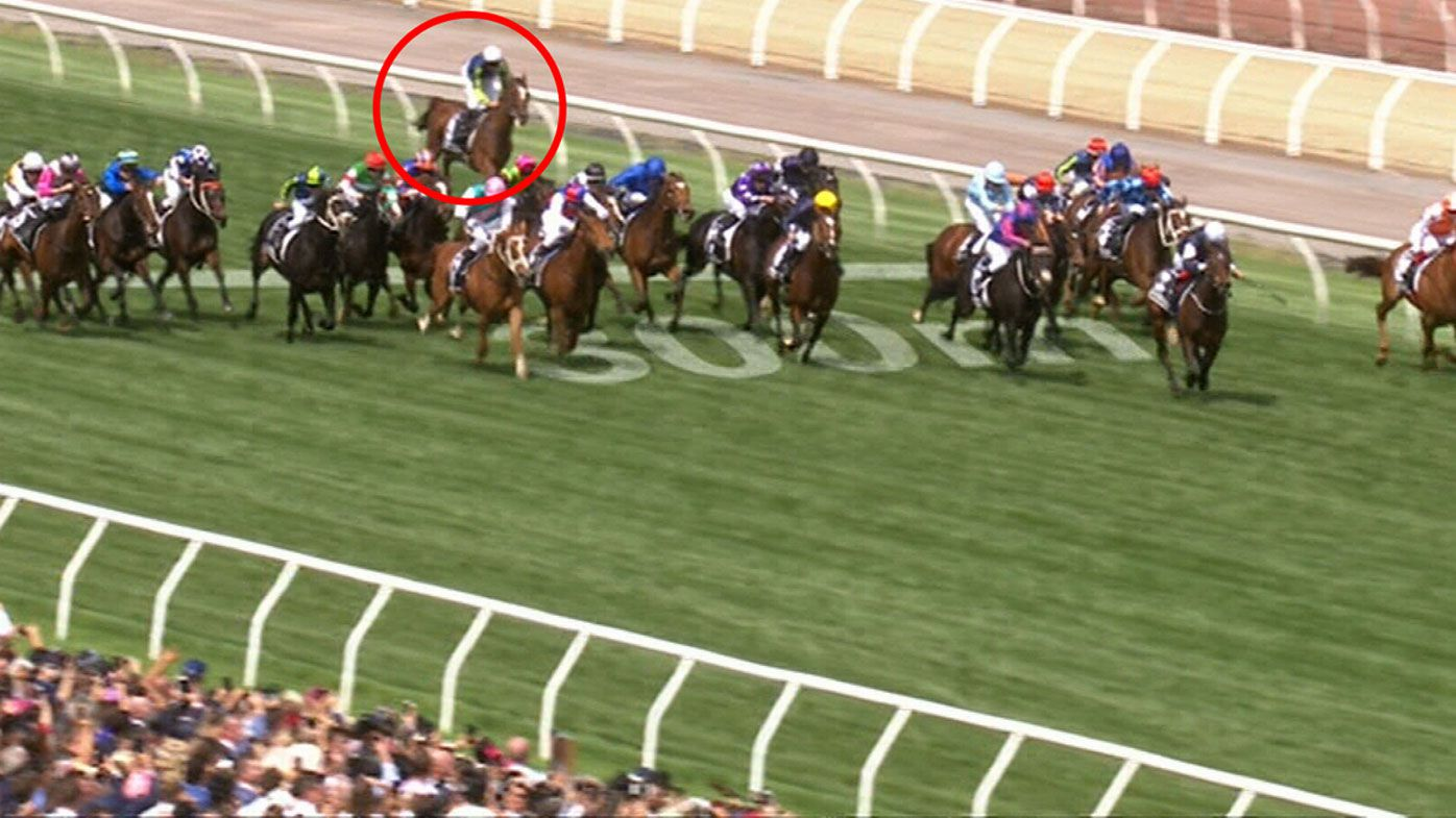 Melbourne Cup: Injured Rostropovich in stable condition