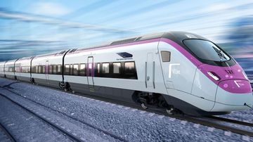 Victoria unveils high speed rail plan