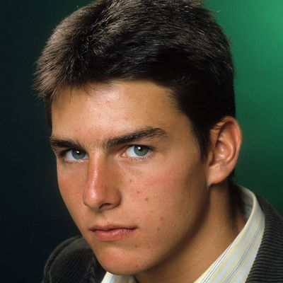 <p>Tom Cruise, 1981</p>