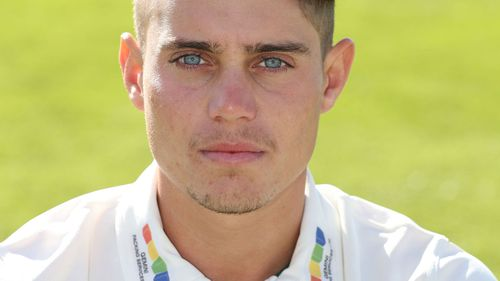 Alex Hepburn has been suspended on full pay by Worcestershire CCC after being charged with two counts of rape alleged to have been committed on Saturday April 1 2017.