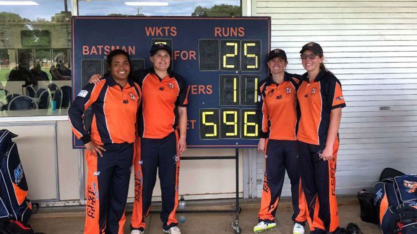 Is this cricket's worst team? Adelaide side concedes 1011 runs in two games