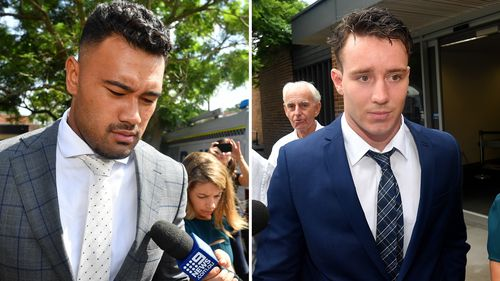 Rugby League players plead not guilty to assaulting woman on night out at Coogee Bay Hotel