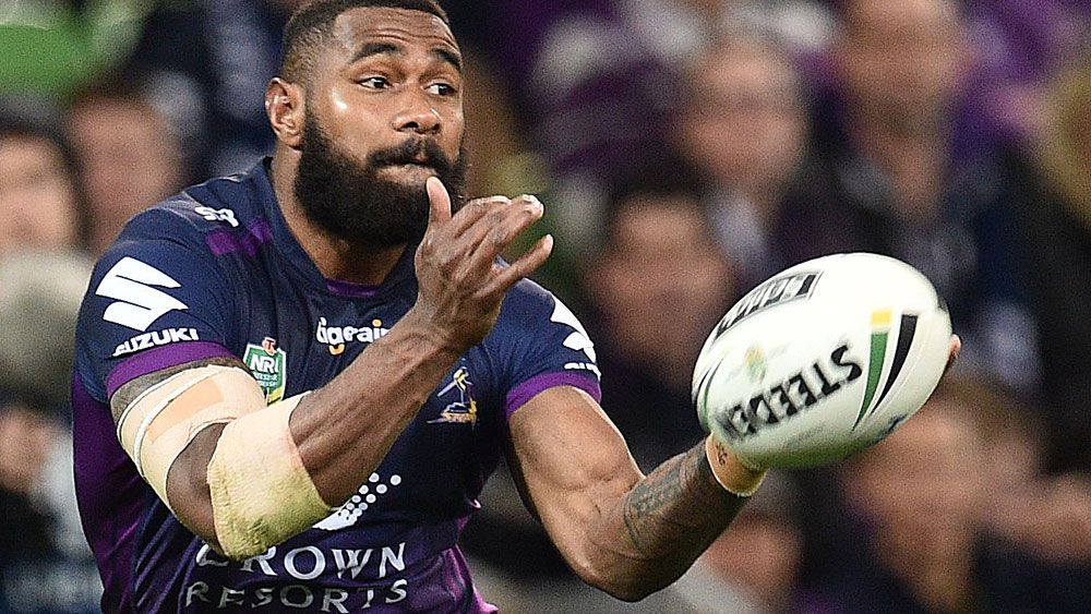 Marika Koroibete has gone straight from the NRL to the Wallabies. (AAP)