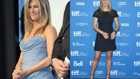 Jennifer Aniston responds to fresh pregnancy reports
