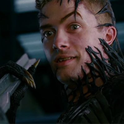 Topher Grace as Venom