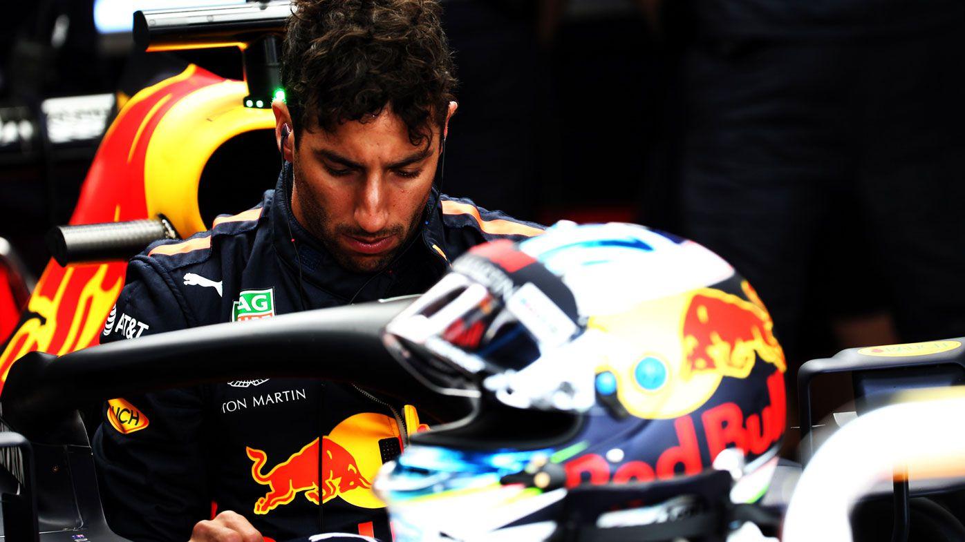 Daniel Ricciardo says he'd win Ferrari fan vote