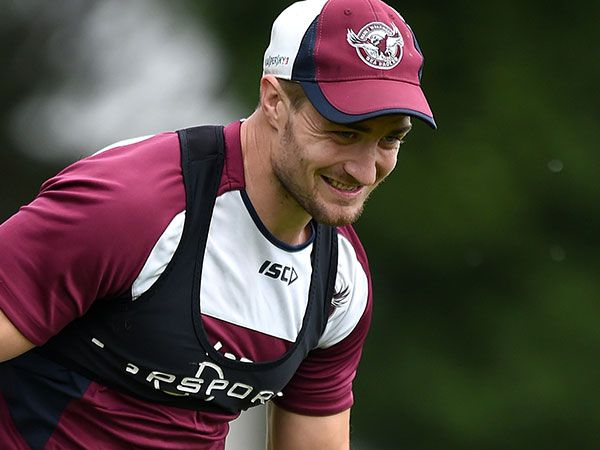 Foran 'to announce deal with Eels'