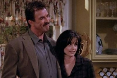 Tom Selleck sure does have a way with women. <br/><br/>So much so, that every time he walked out on stage as Monica's boyfriend Richard, the audience would scream so loudly they'd have to reshoot the scenes. <br/>