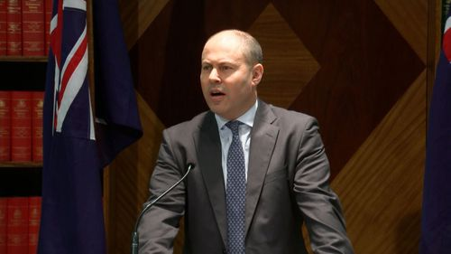 Treasurer Josh Frydenberg has announced a mandatory code of conduct for digital giants and news companies