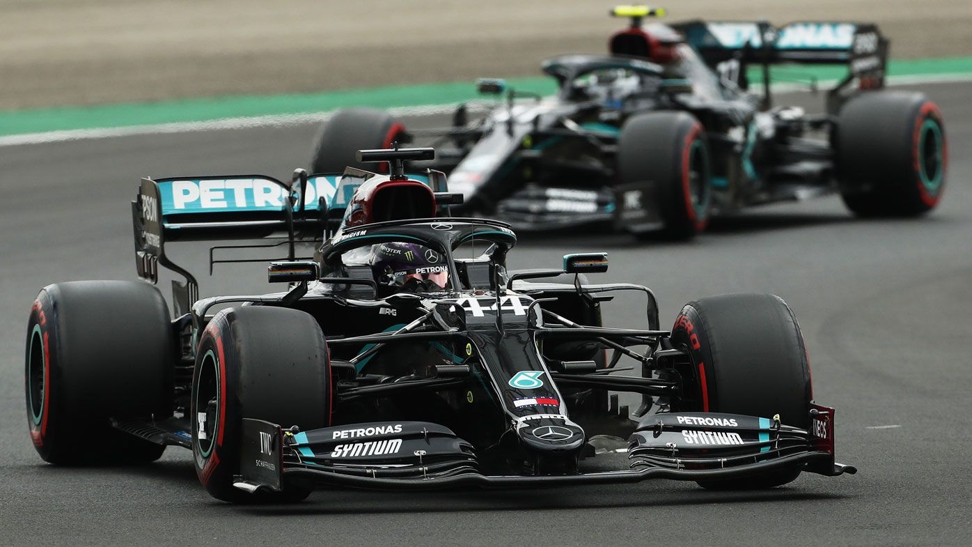 F1 Hungarian Grand Prix qualifying results: Hamilton takes pole as Mercedes dominates