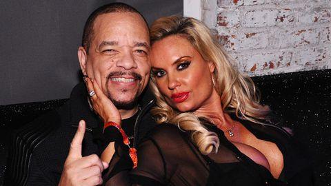 Ice T Coco Austin.