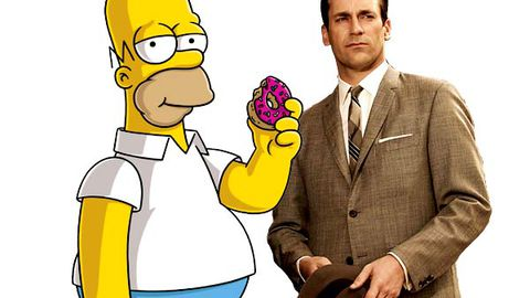 Mad Men star joining The Simpsons