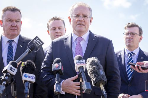 Scott Morrison has declared the National Energy Guarantee is dead.