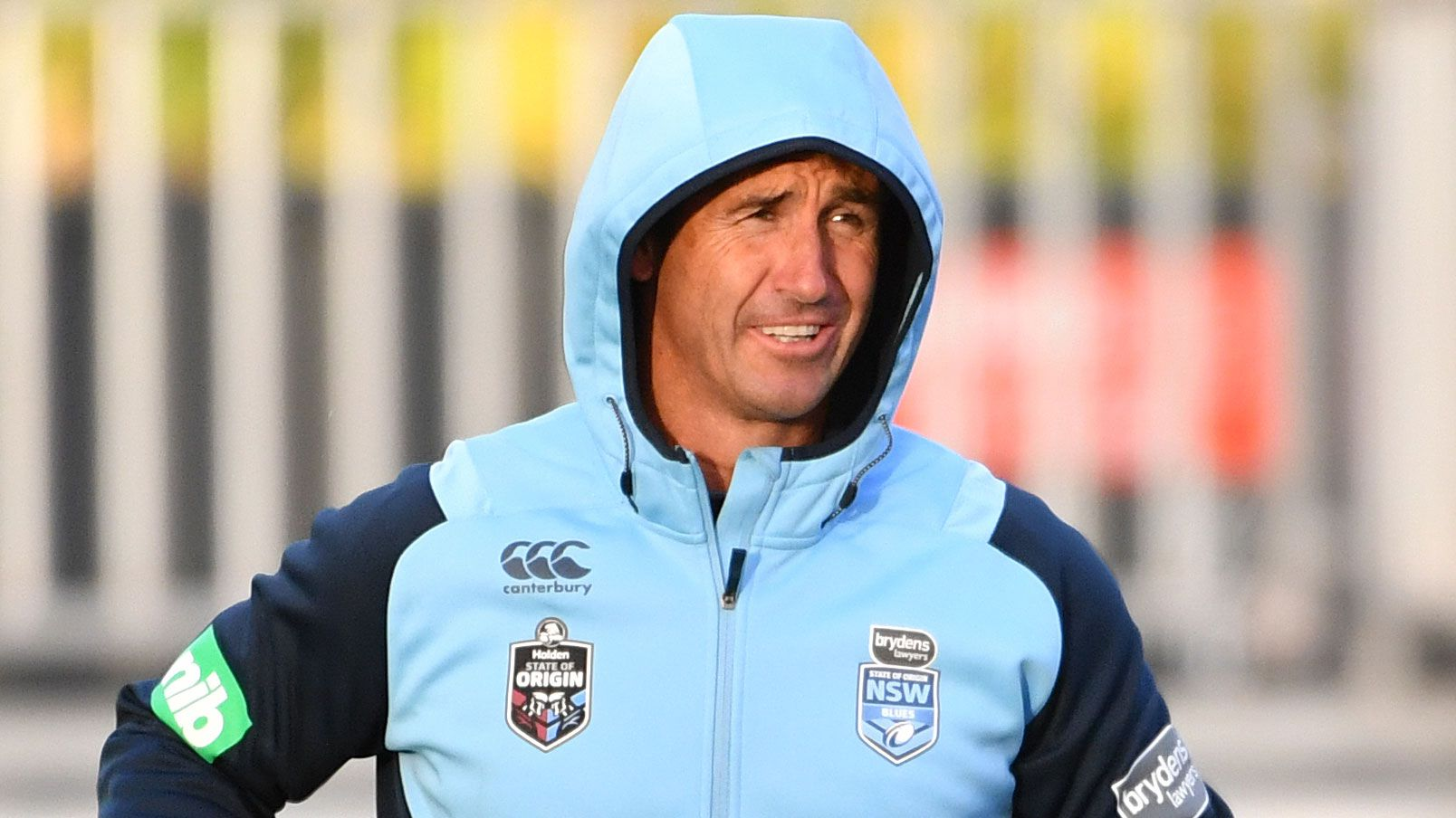 Andrew Johns says Clint Gutherson's contract resolution won't propel him to Origin