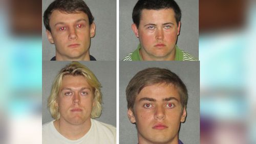 Grand jury indicts four in death of university frat pledge
