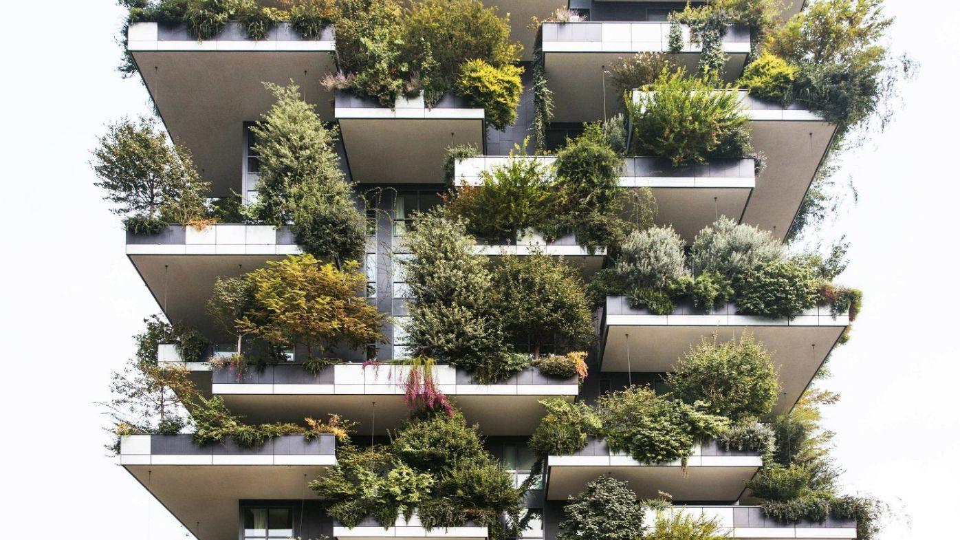 Il Bosco Verticale (Vertical Forest) - Milan