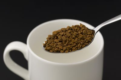 <strong>Instant coffee</strong>