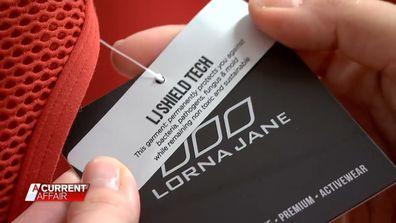 Lorna Jane L J Shield