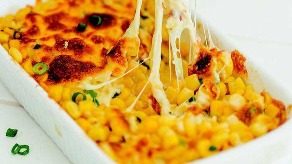 Hasil gambar untuk 3. Konchijeu (cream corn atau corn cheese)