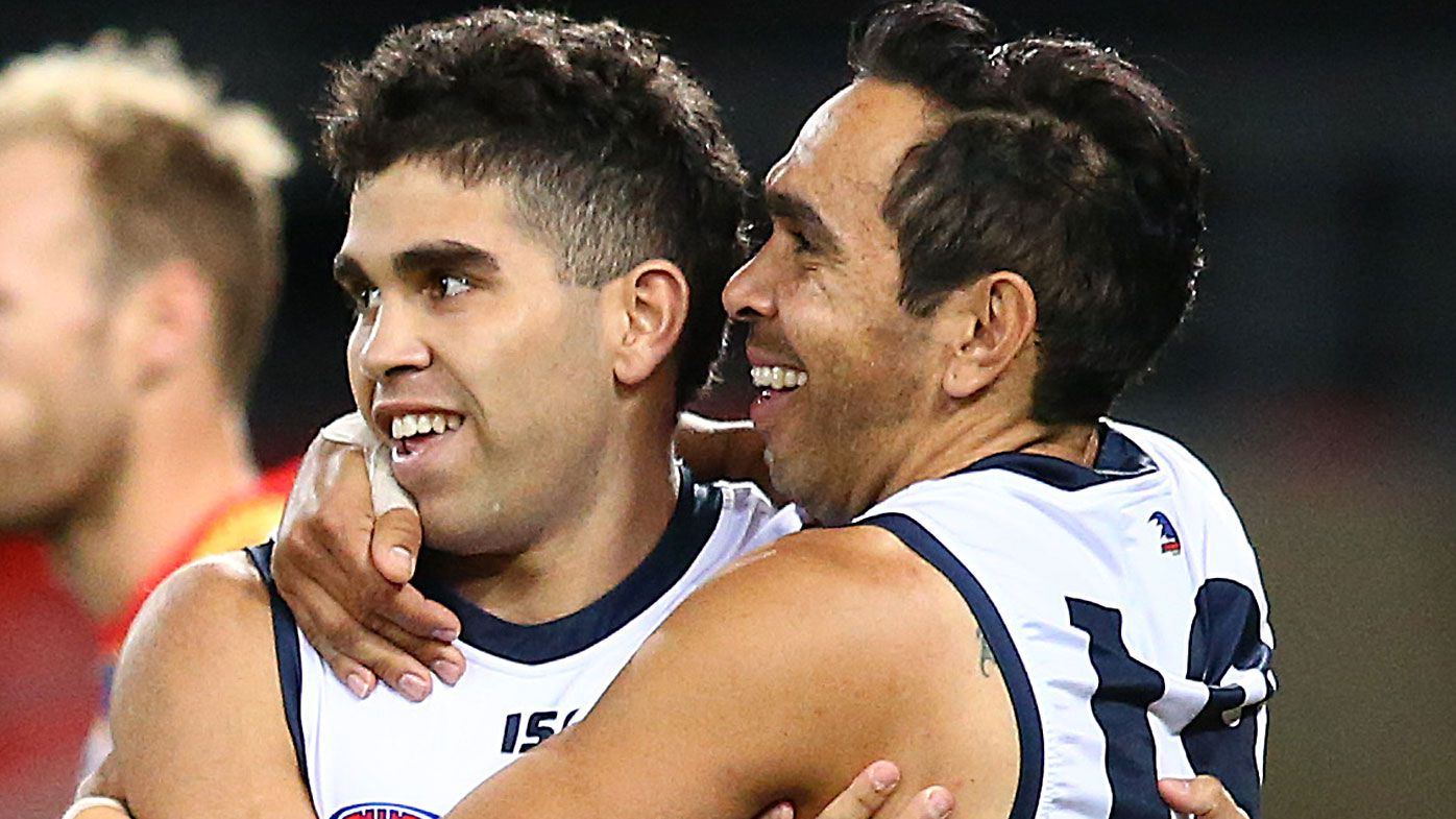 Eddie Betts admits Tyson Stengle's downfall at Adelaide 'tough to