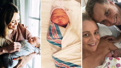 Celebrity babies born in 2018