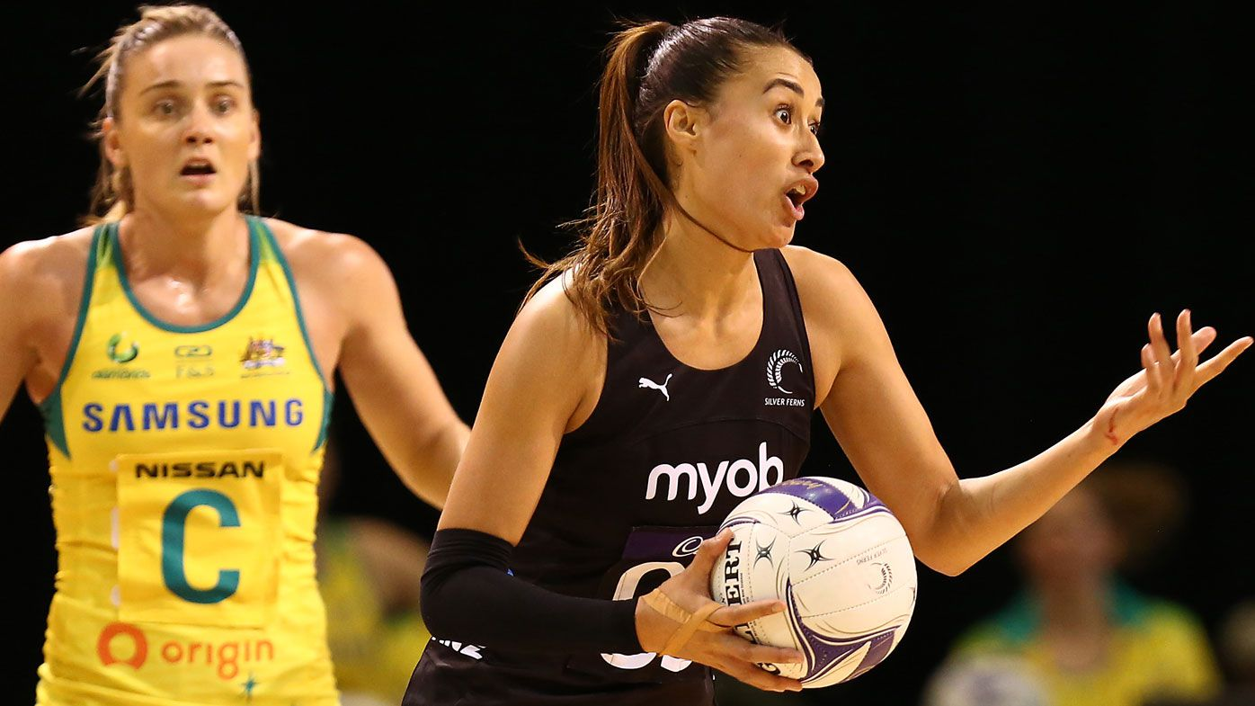 Maria Folau exits Super Netball league after rejecting Adelaide Thunderbirds deal