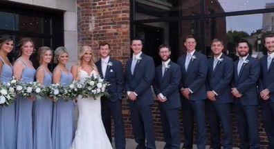 Bridal party bride wrong name photographer