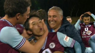 Kitchenhand sinks Victory in stunning  FFA Cup win