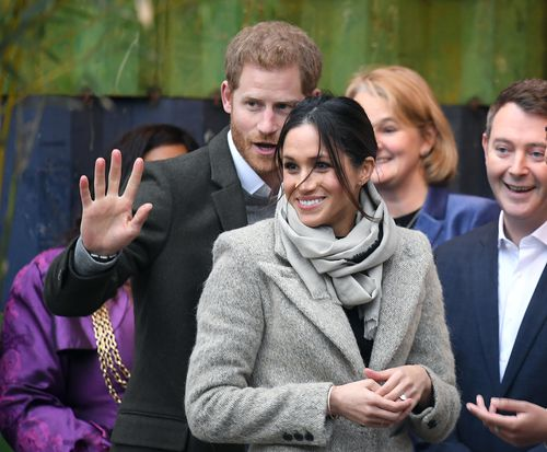 Prince Harry and Meghan Markle will be married this year. (AAP)
