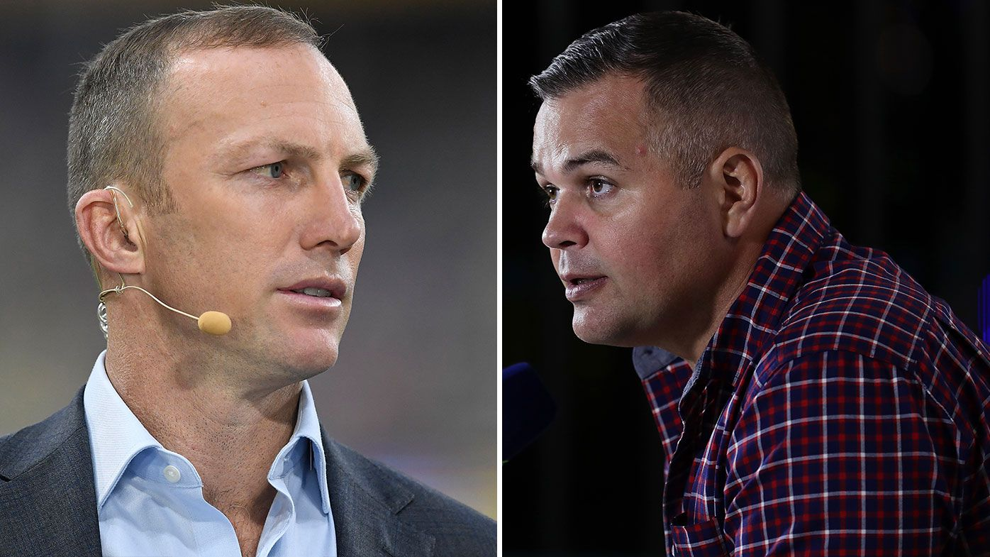 Darren Lockyer, Anthony Seibold