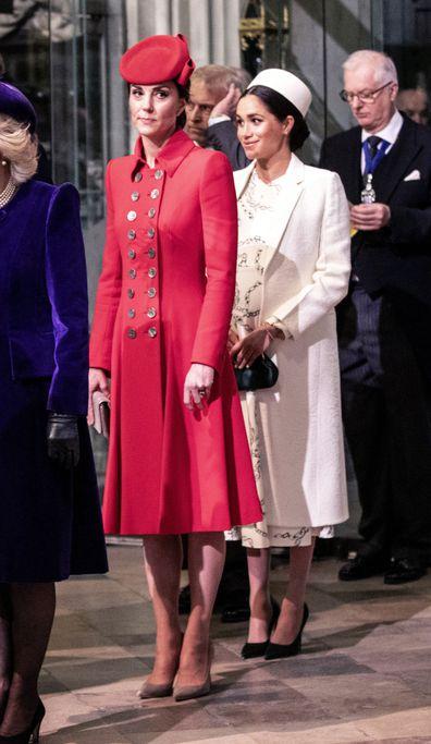 Kate Middleton Chelsea Flower Show design up against Meghan's African garden
