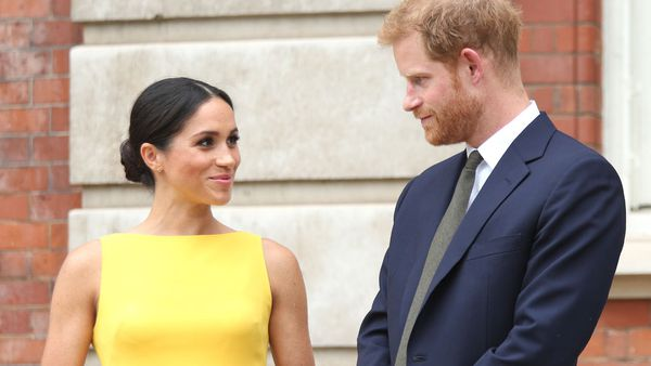 Harry And Meghan Announce Pregnancy