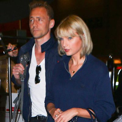 Taylor Swift and Tom Hiddleston (June 2016 - September 2016)