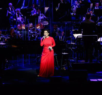 Lea Salonga, performing, Sydney Opera House, 2017, concert