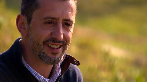 """""""They are my life,"""" Mr Vincenti told 60 Minutes."""