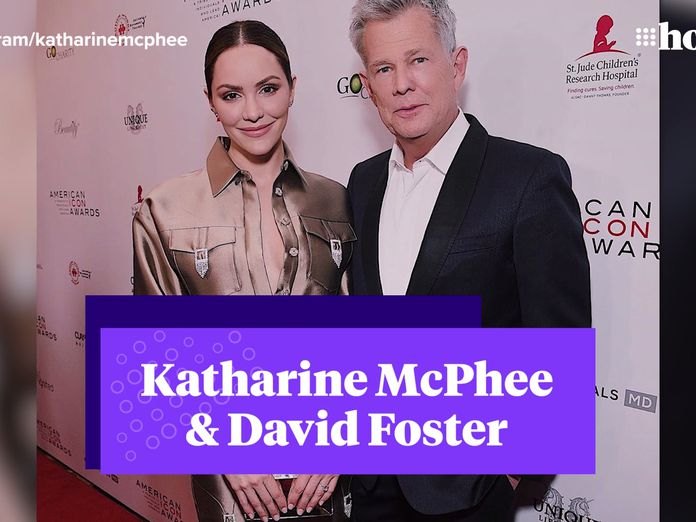 Katharine Mcphee And David Foster Age Difference Couple Respond To Critics 9celebrity