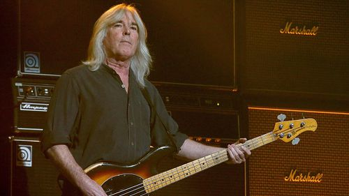 Cliff Williams has announced his retirement from AC/DC. (Getty)