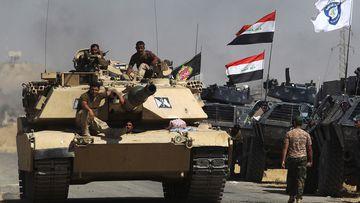 'Gates of Hell': Iraqi army says fighting near Tal Afar worse than Mosul