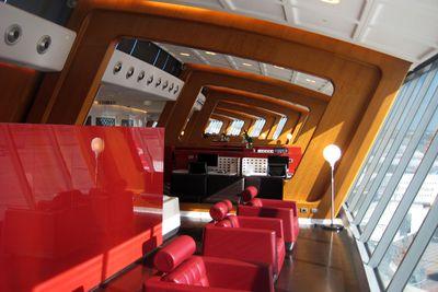<strong>Sydney, Australia: Qantas International First</strong>