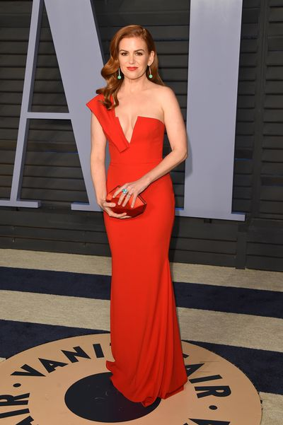 Isla Fisher in Alex Perry